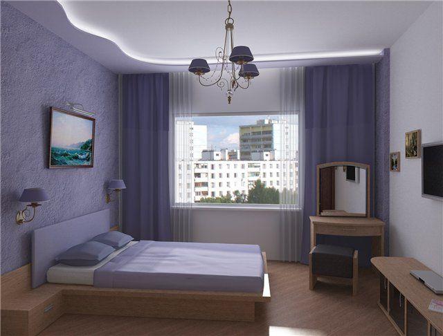 Спальня какой должна быть спальня